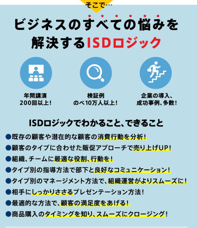 ビジネスでお悩みのすべての方へ。ISDロジックビジネス広島みらい支部