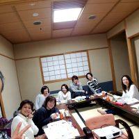 栃木県小山市にてISD個性心理学の勉強会を開催しました。今回は和室!(^^)!