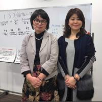 てんかんで知的障害者の母☆ISDインストラクター仙波ひとみさんのデビュー戦