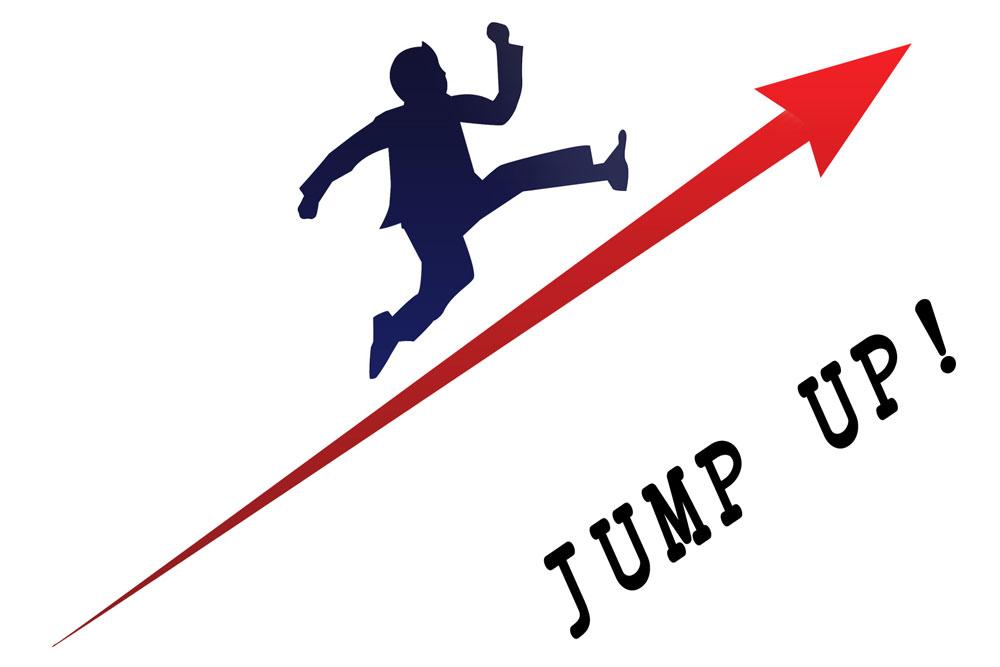 成功へジャンプアップ!心と体と経済力でヒトを育てる。